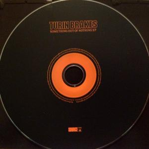 Something out of Nothing EP disc