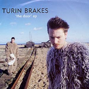 The Door EP cover
