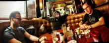 TB in a USA diner